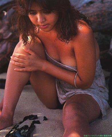 橋本美加子水着グラビア画像「42枚」80年代アイドル