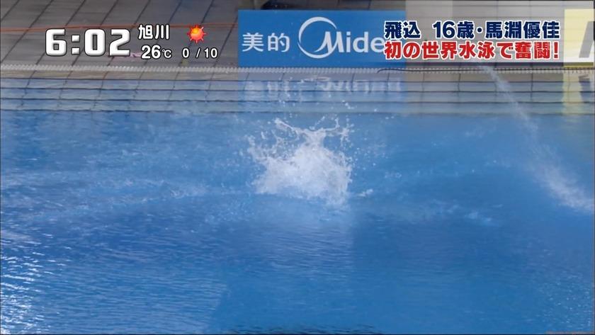 2011世界水泳 女子飛板飛込3M予選・準決勝21