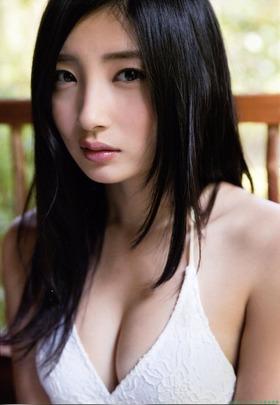 難波のセクシー番長,NMB48岸野里香水着画像