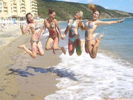 海外の美少女達の水着ビキニ画像「30枚」