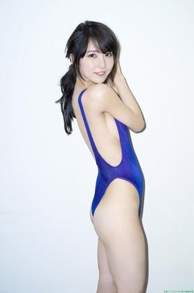 競泳水着グラビア,石川恋「8枚」画像