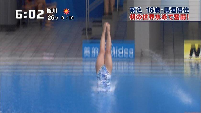 2011世界水泳 女子飛板飛込3M予選・準決勝19