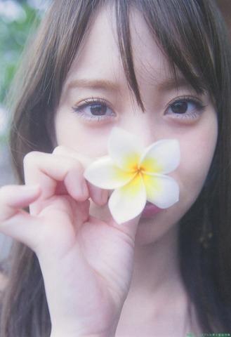 AKB48卒業水着グラビア 永尾まりや 美しい細胞「68枚」