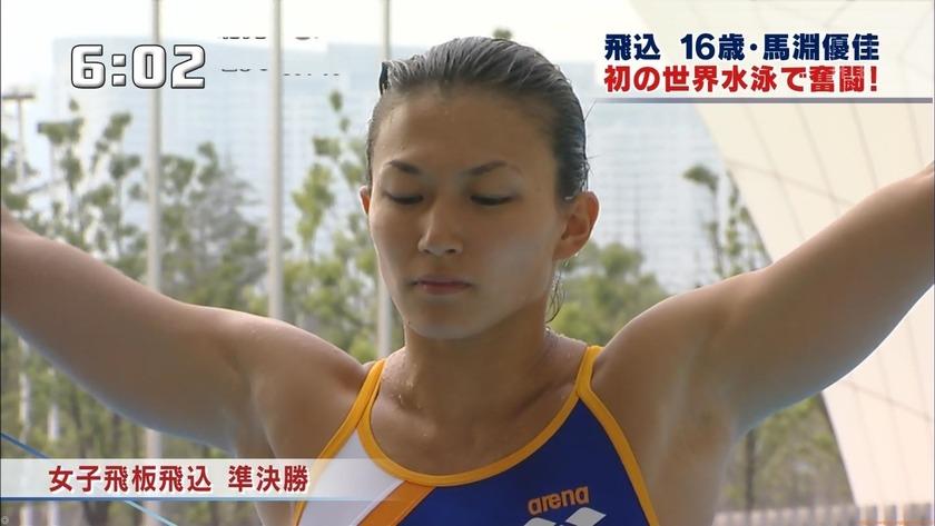 2011世界水泳 女子飛板飛込3M予選・準決勝26