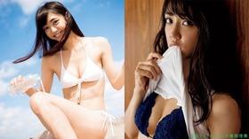 モモニンジャー山谷花純、18歳の水着画像