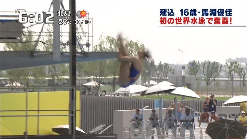 2011世界水泳 女子飛板飛込3M予選・準決勝28
