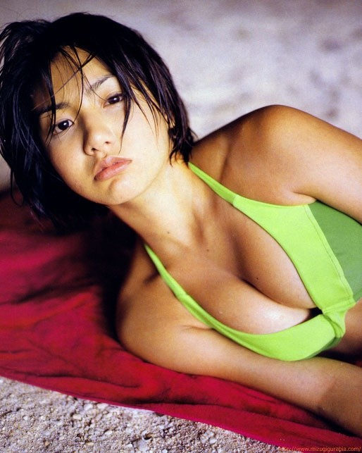 周防玲子 水着ビキニ画像「47枚」2000年度フジテレビビジュアルクイーン