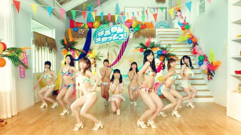 水着ダンスMV「ばぶりんスカッシュ! 」SUPER☆GiRLS「244枚」