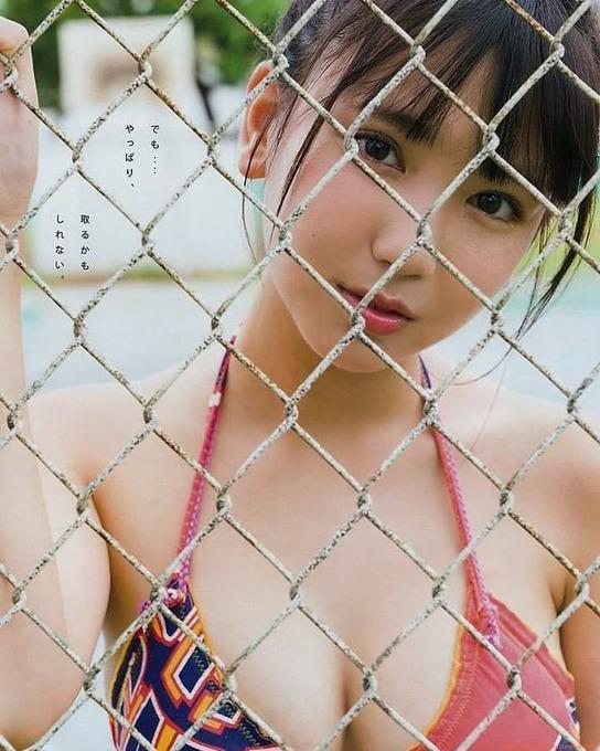 沢口愛華 (15歳)初グアム水着グラビア画像「12枚」新世代デラ美少女