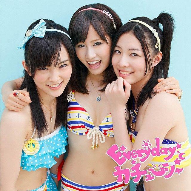後編 AKB48 Everyday、カチューシャミュージックビデオキャプチャー画像「219枚」