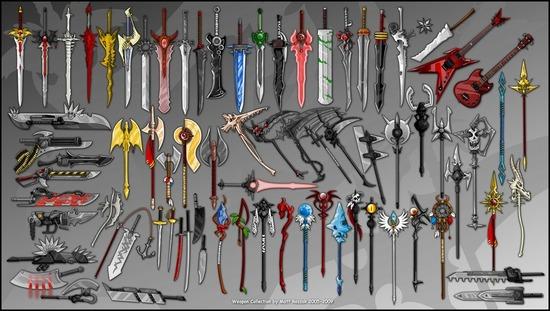 RPG武器