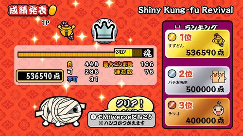 Shiny Kung-fu Revival