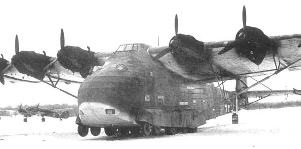 Me-323at rest