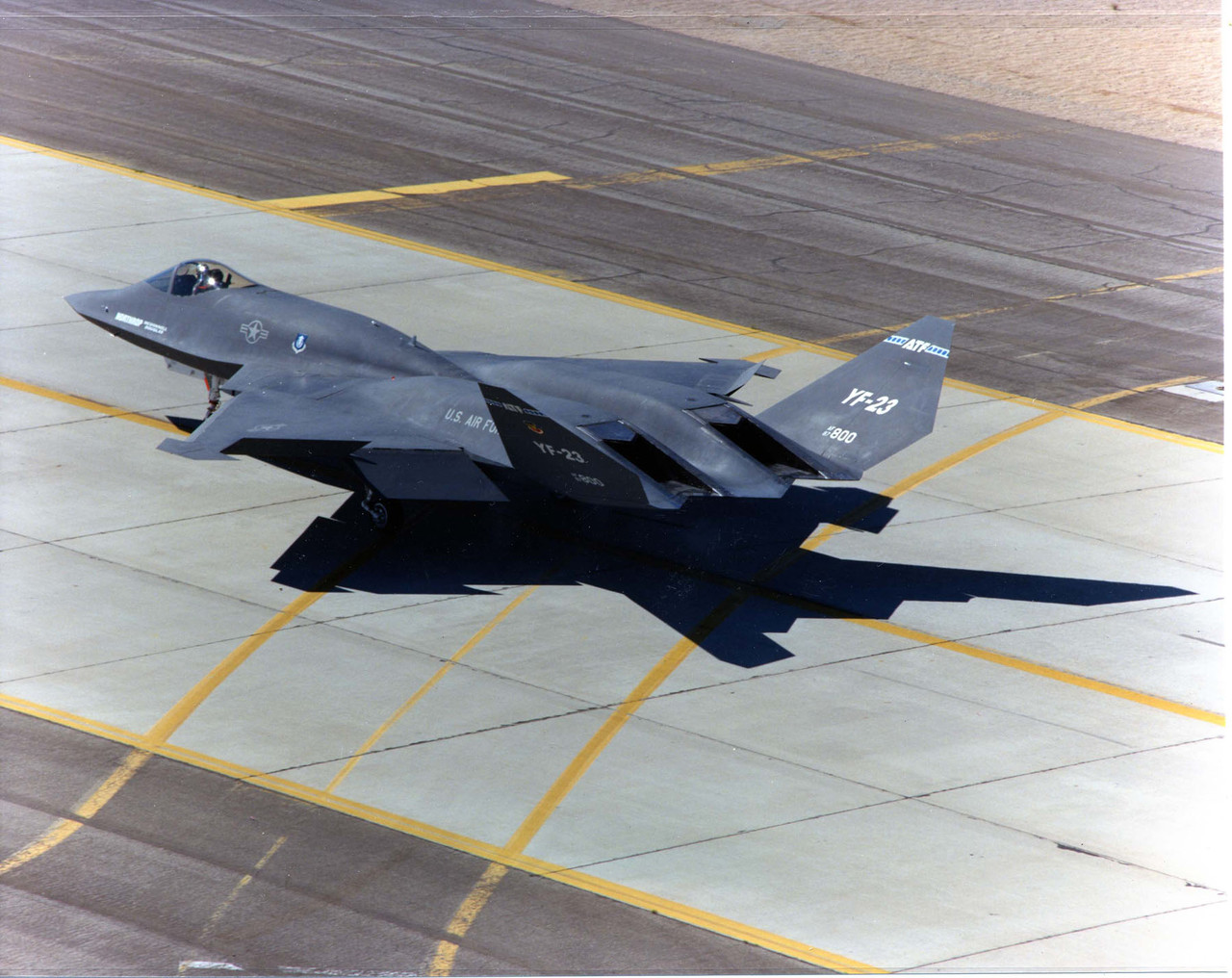 YF 23 (航空機)の画像 p1_17