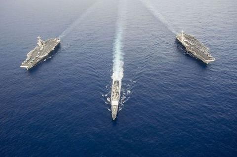 【原潜】海自空母打撃群保有議論【DDV】 : 気になりますちゃんねる