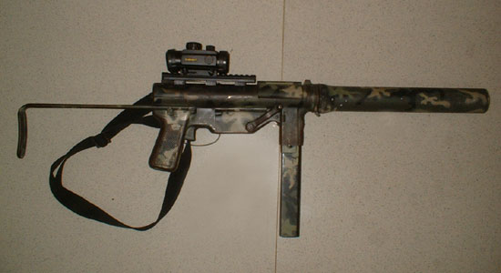 世界の特殊部隊を貼っていく その4【短機関銃】 気になりますちゃんねる