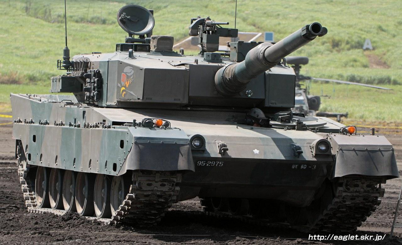 気になりますちゃんねる日本戦車の砲身安定化装置が変態すぎる件コメントトラックバック