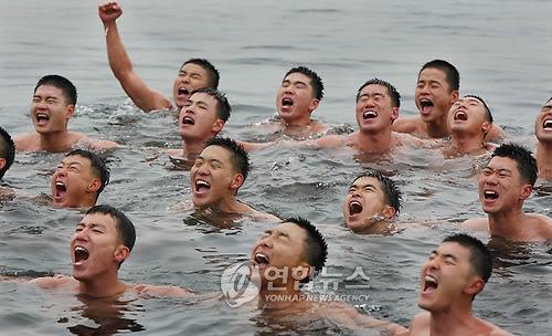泰安私設海兵隊キャンプ水難事故