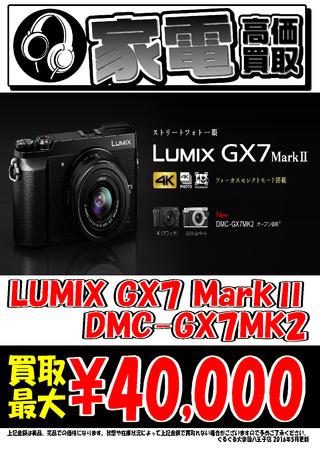panasonic GX7MK2 0101