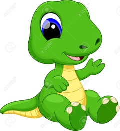 31727413-Cute-baby-dinosaur-cartoon-Stock-Photo