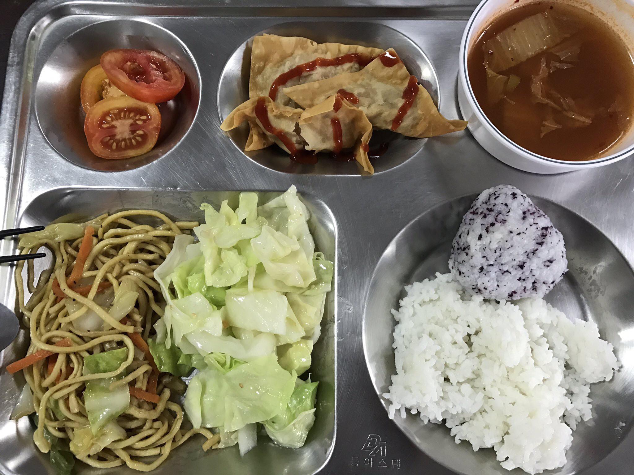 【画像あり】韓国の刑務所の食事、なかなか美味そう 表紙