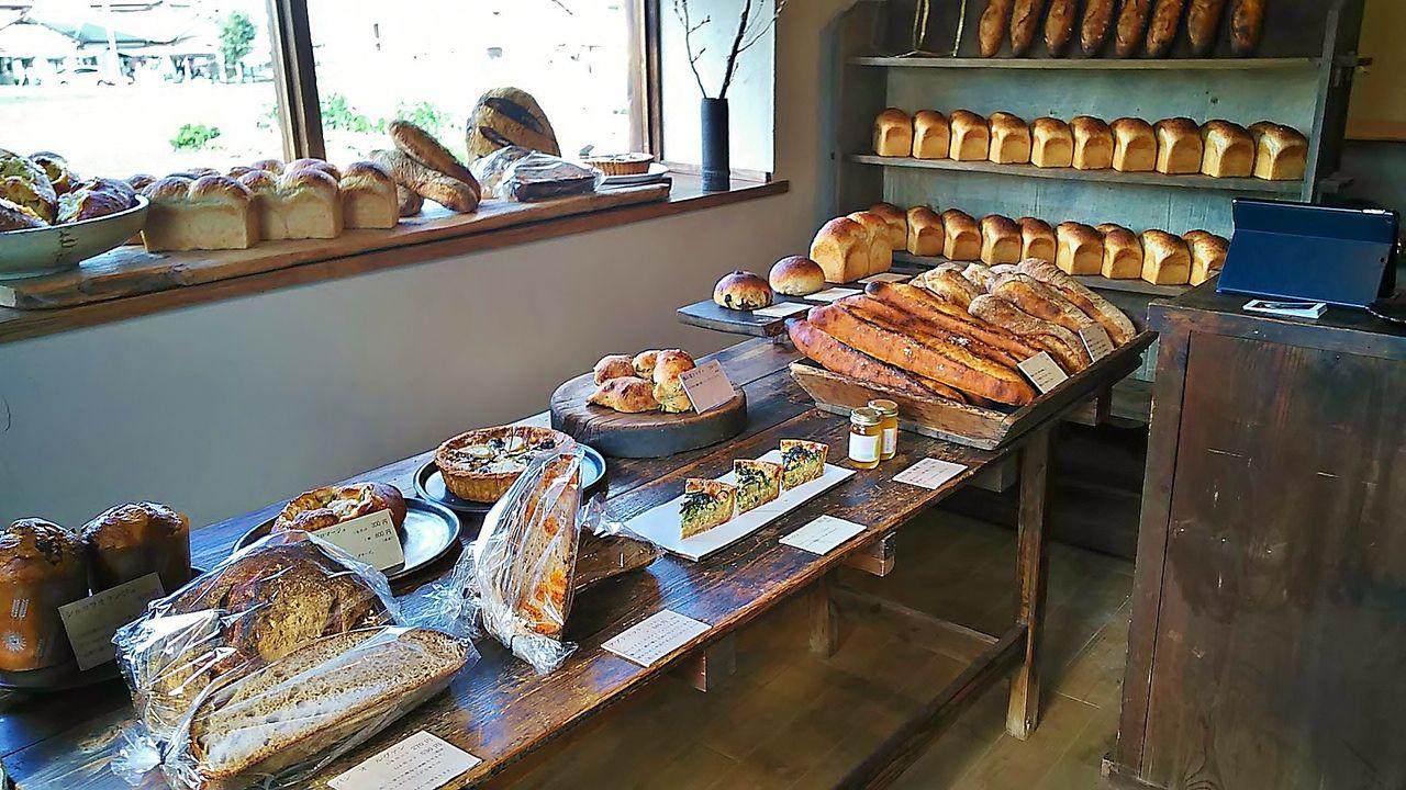 パン 屋 一期一会