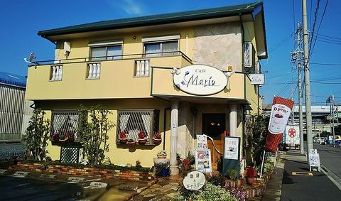 清須インター近くのママさんが淹れる珈琲が美味しいギャラリーカフェでモーニング/Café Mario