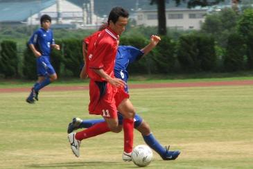 SFC11番vs滋賀FC6番前川