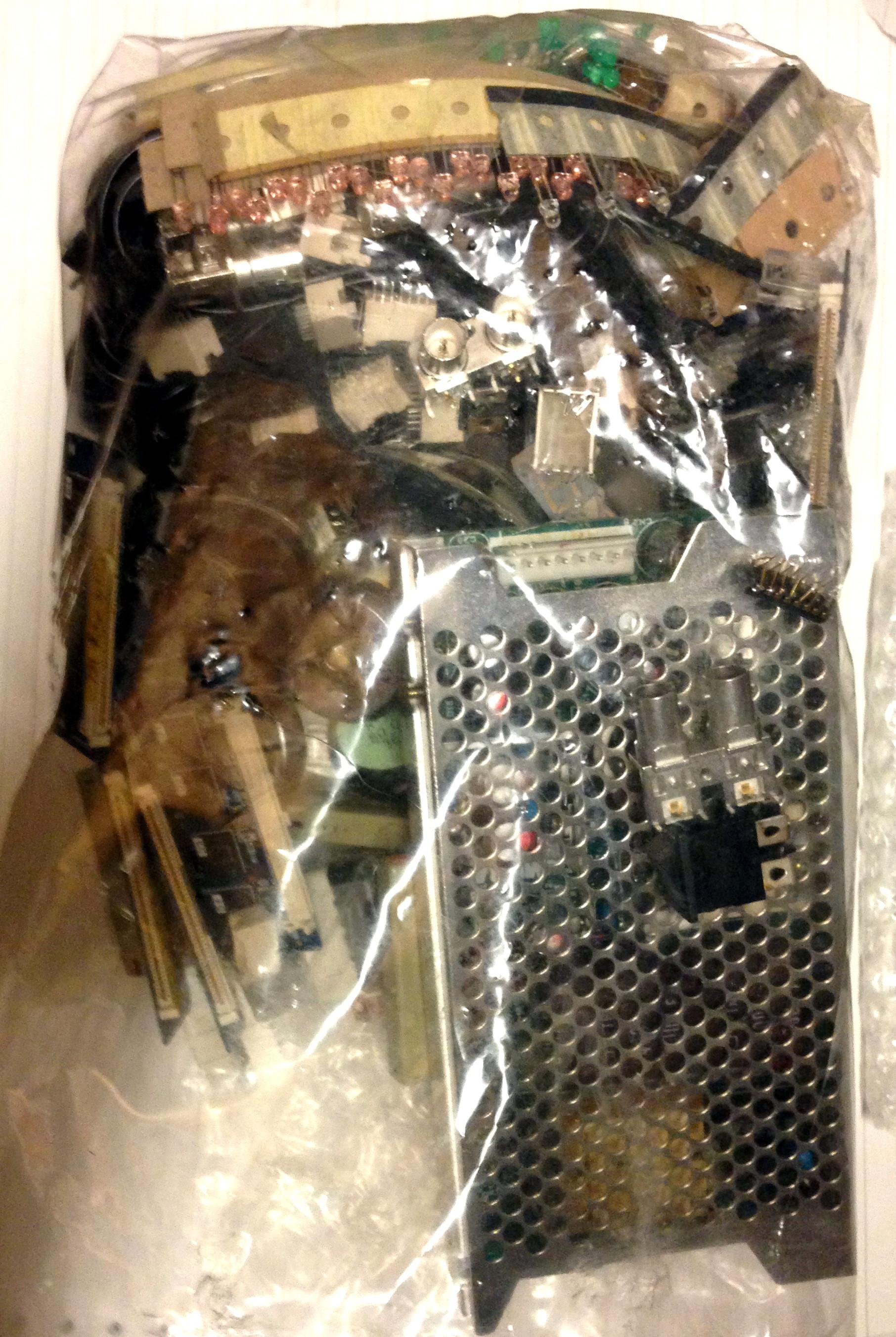 無気力ジャンカーのブログ2014年10月[購入備忘録]レガシーから現行までなマルチメディア液晶 for ゲーミングラジオガァデンのジャンク袋