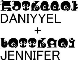 ダニイェル+イェニフェル