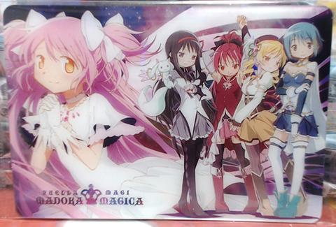 魔法少女のSPカード