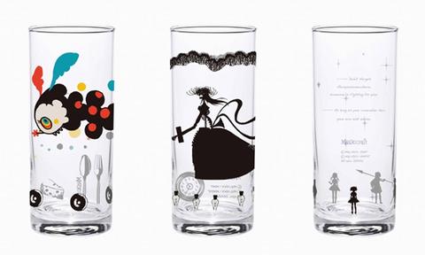 H賞グラス