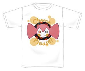 描き下ろし ベべTシャツ