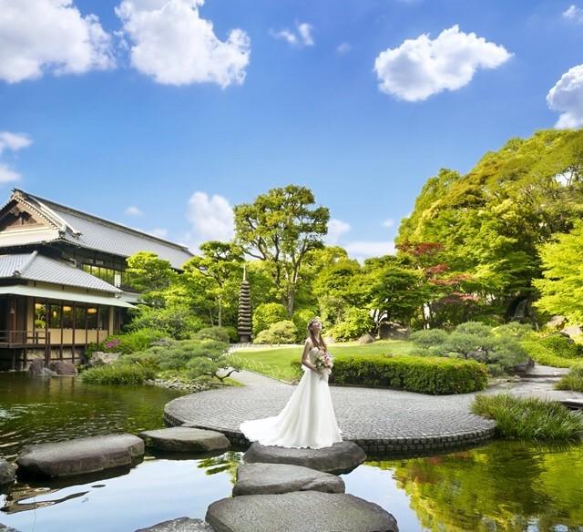 太閤園 〜関西で大人気の格式高い和の結婚式場〜 : COCOニャンブログ ...