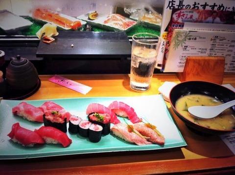 マシソン 寿司