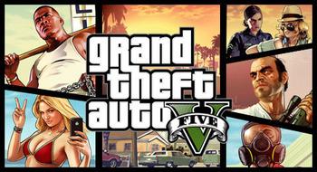 GTA5 グランド・セフト・オート5 PS3
