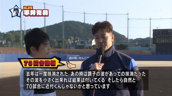 平井70試合登板