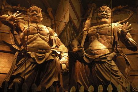 金剛力士像 (東大寺)