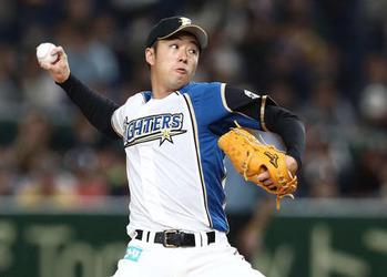 斎藤佑樹 9回1失点 被安打1