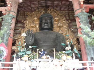 東大寺盧舎那仏像 (東大寺)
