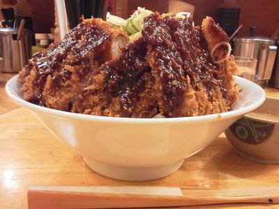 洋食工房パセリ 味噌かつ丼大盛