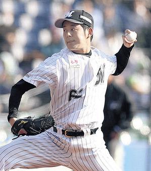【ロッテ】2年目左腕・永野「広場恐怖症」闘病を公表 試合は0封好救援