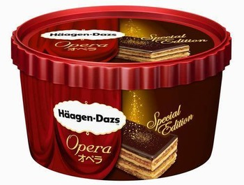 ハーゲンダッツ オペラ