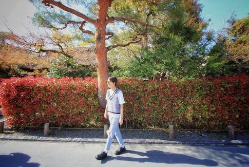 190414 weibo4嵐山そば田五郎前