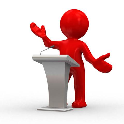 speech-podium