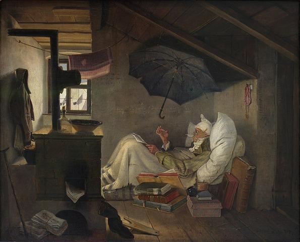 The_Poor_Poet_Carl_Spitzweg