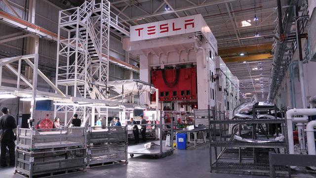 Tesla-factory