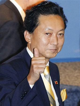 鳩山由紀夫氏「今こそ日本もAIIBに入るべきです」