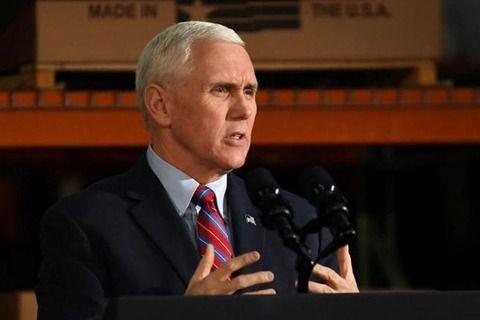 ペンス米副大統領「我々は、通常兵器や核兵器などいかなる攻撃にも圧倒的に対処する」 北朝鮮に警告