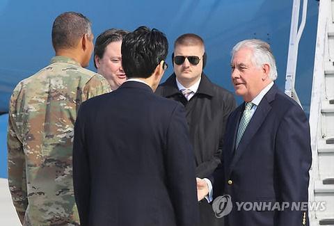 【韓国の反応】「公式訪韓したティラーソン米国務長官、韓国が提案した『晩餐』を拒絶…韓日で温度差」「日本と明らかに差をつけてきた…」韓国メディア